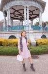 鶴舞公園でお花見デート♡