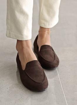 グランスエードの靴C102063