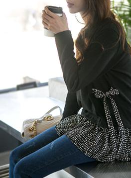 フェミニンTシャツC010937