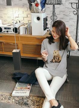 クマピッチTシャツC011173