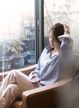 カフス配色STシャツC011161