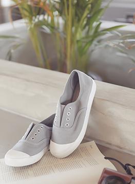 畳のキャンバススリップオンC030330