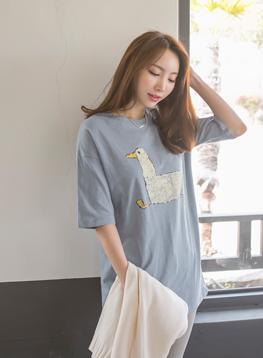 ヴィンテージカモ半袖TシャツC031468