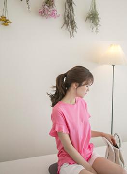 フリルフリルTシャツC051013
