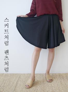 クールアイススカートパンツC050924