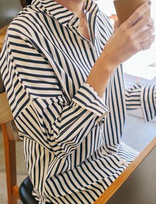 ルーズフィットSTシャツC012521