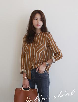 ドナ与えるシャツC080224