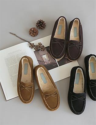 モカ毛靴C111302