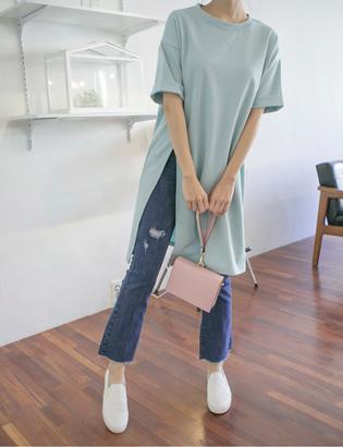ベリーロングひらきTシャツC030610