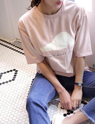 スリーピングベアTシャツC040632