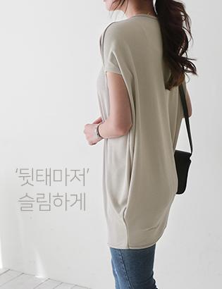 無地の瓶半袖TシャツC040995